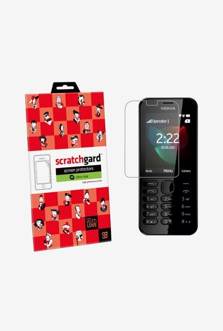 ScratchGard Nokia 222 Ultra Clear Screen Protector