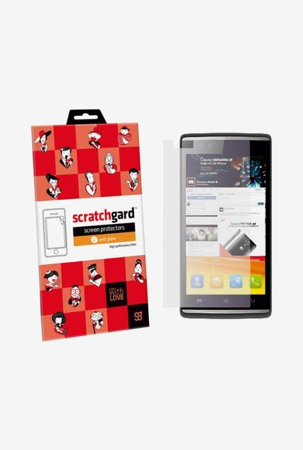 ScratchGard Micromax Fire 4G Anti Glare Screen Protector
