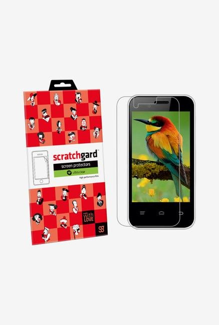 ScratchGard Intex Aqua V5 Ultra Clear Screen Protector
