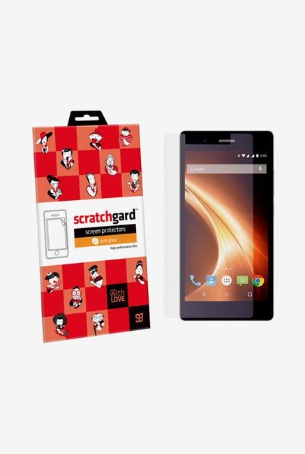 ScratchGard Lava Iris X10 Anti Glare Screen Protector