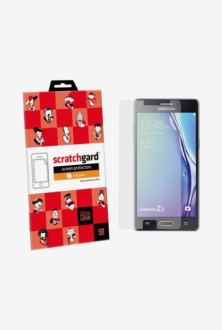 ScratchGard Samsung Z3 Anti Glare Screen Protector