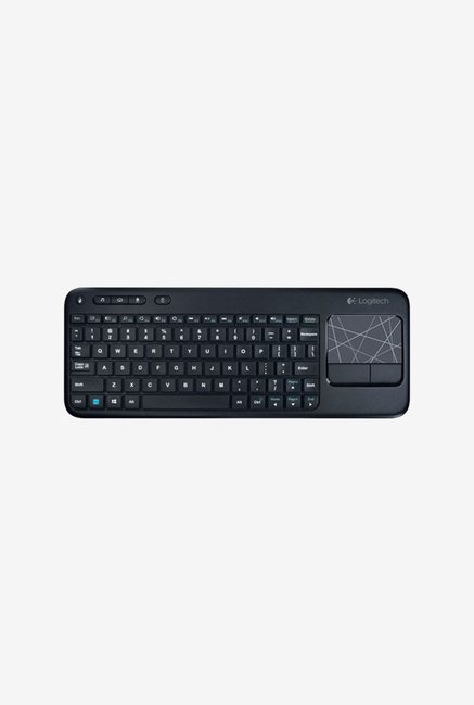 Logitech K400R Keyboard Black