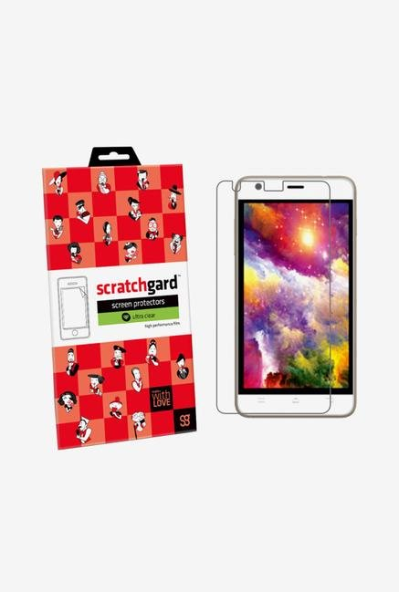 ScratchGard Intex Aqua Sense 5 Ultra Clear Screen Protector