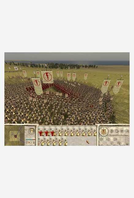 Sega Rome: Total War Gold Edition (PC)