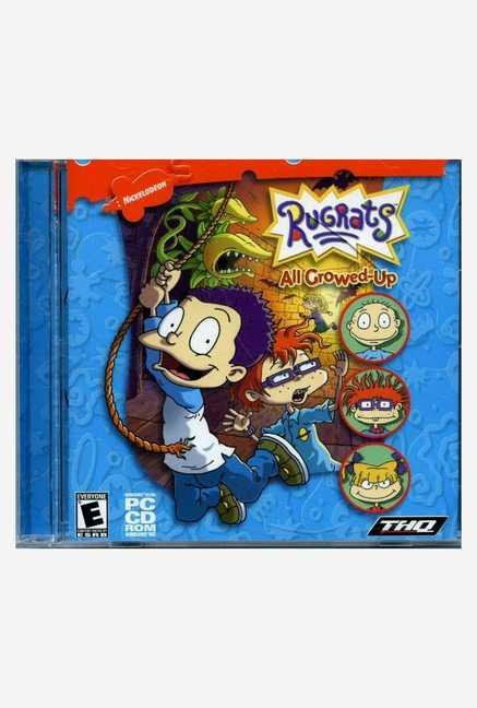THQ Rugrats: All Growed Up (PC)