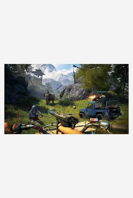 Ubisoft Far Cry 4 (XBOX 360)