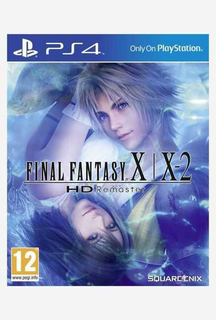 Square-Enix Final Fantasy X & X-2 HD Remaster(PS4)