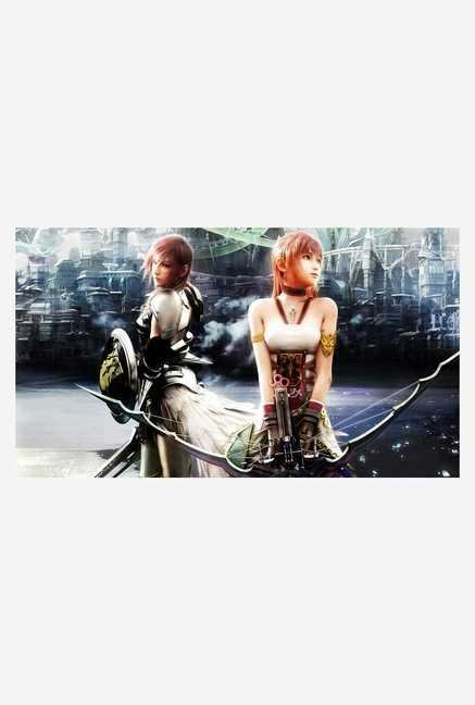 Square-Enix Final Fantasy XIII/XIII-2 Dual Pack(PC)