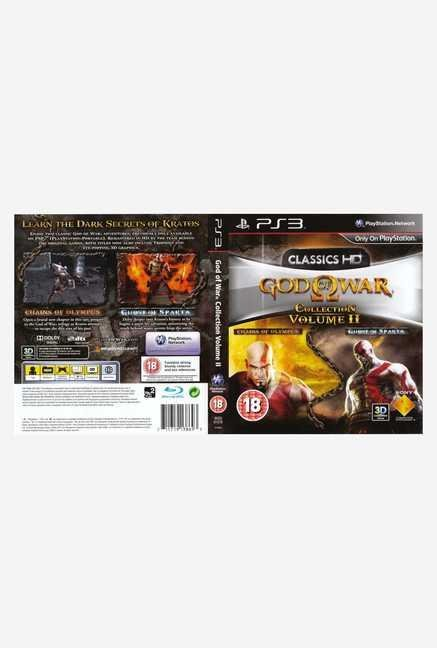 Sony God of War Collection Vol2(PS3)
