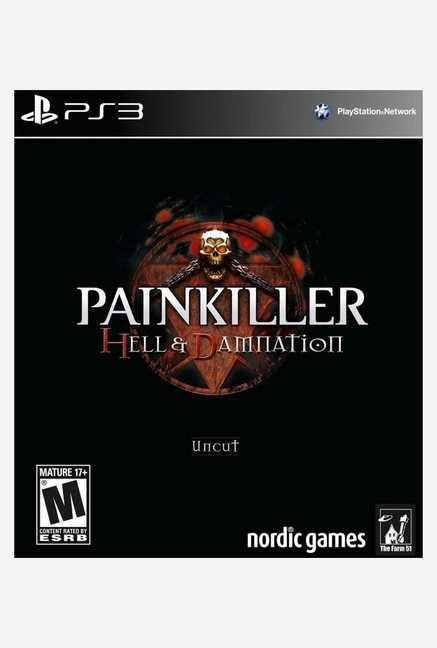 Nordic Games Painkiller Hell & Damnation (PS3)