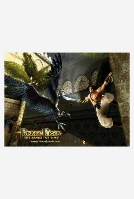 Ubisoft Prince Of Persia: The Sands of Time (PC)