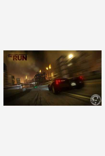 Electronic Arts Need For Speed The Run (XBOX 360)