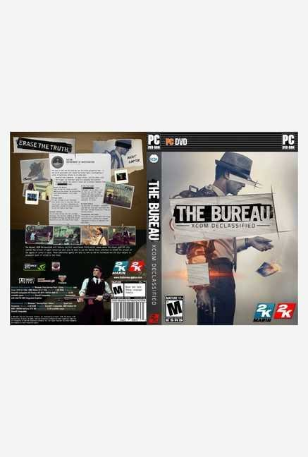 2K Games The Bureau XCOM Declassified (PC)