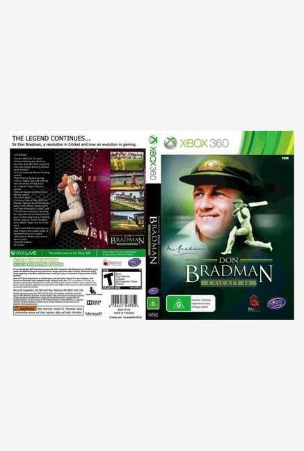 Tru Blue Entertainment Don Bradman Cricket 2014 (XBOX 360)
