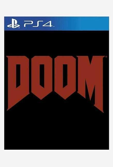 Bethesda Softworks Doom (PS4)