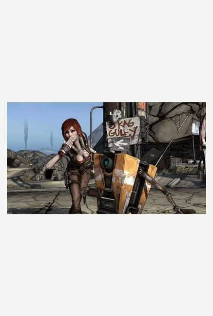 Take 2 Interactive Borderlands: Double Game (PC)
