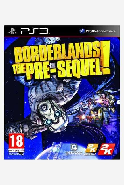 2K Games Borderlands: The Pre-Sequel (PS3)