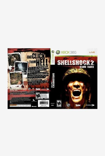 Eidos Interactive Shellshock 2: Blood Trails (XBOX 360)