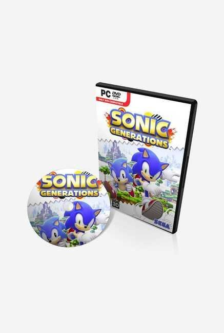 Sega Sonic Generations (PC)