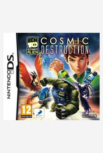 Namco Bandai Games Ben10 Ultimate Alien Cosmic Destruction
