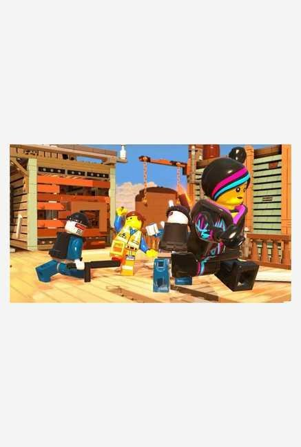 Warner Brothers The LEGO Movie Videogame (PS4)