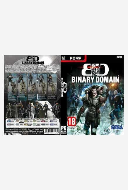 Sega Binary Domain (PC)