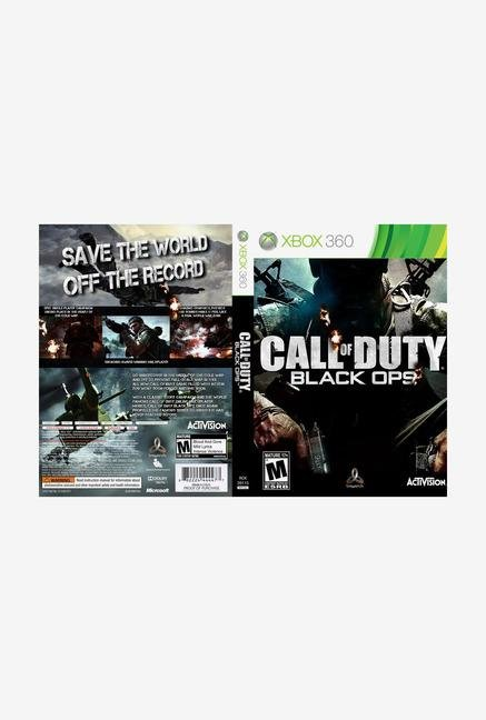 Activision Call of Duty: Black Ops (XBOX 360)