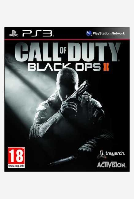 Activision Call of Duty: Black Ops II (PS3)
