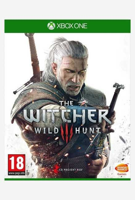 CD Projekt The Witcher 3: Wild Hunt (XBOX ONE)