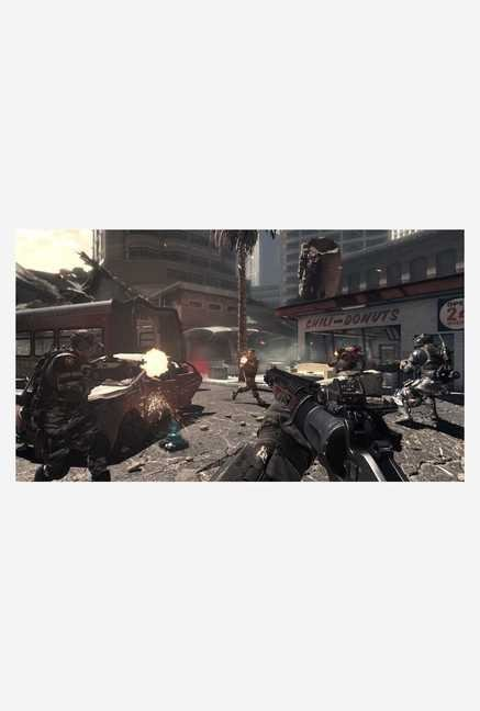 Activision Call of Duty: Ghosts (XBOX 360)
