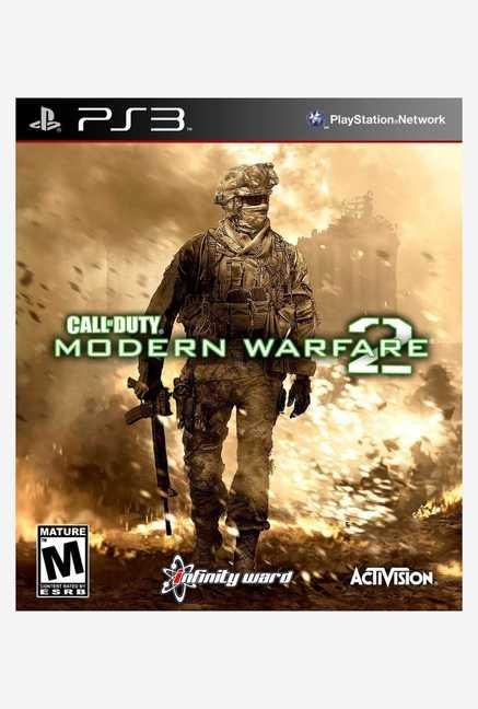 Activision Call of Duty: Modern Warfare 2 (PS3)