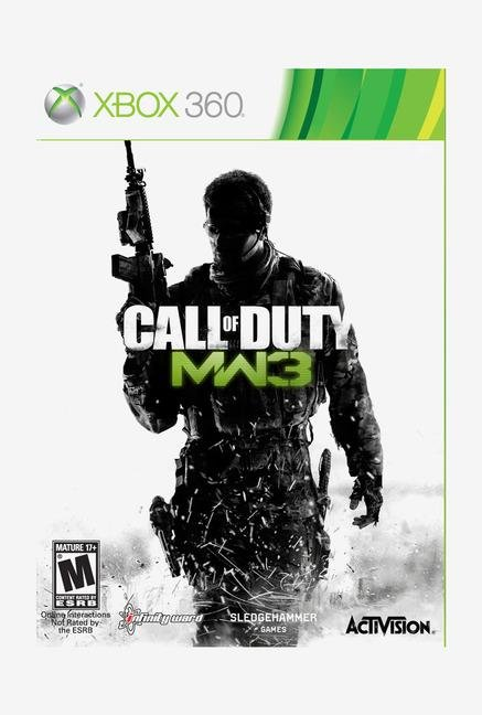 Activision Call of Duty: Modern Warfare 3 (XBOX 360)