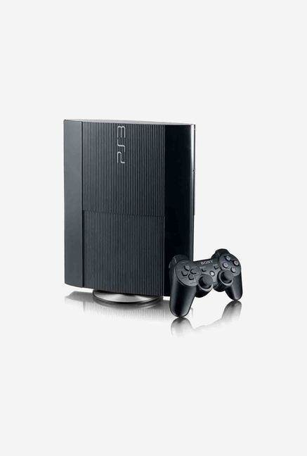 Sony Entertainment 500GB PS3 Slim Game Console Black