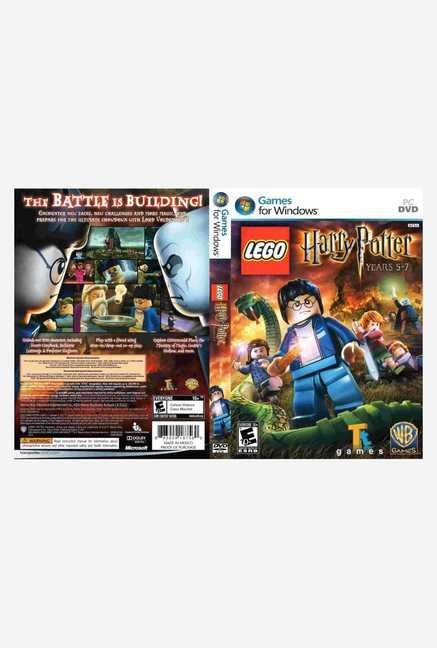 Warner Brothers LEGO Harry Potter: Years 5-7 (PC)