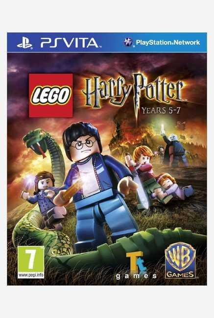 Warner Brothers LEGO Harry Potter: Years 5-7 (PS Vita)