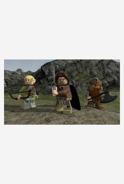Warner Brothers LEGO: Lord of the Rings (PC)