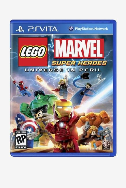 Warner Brothers LEGO Marvel Super Heroes (PS Vita)