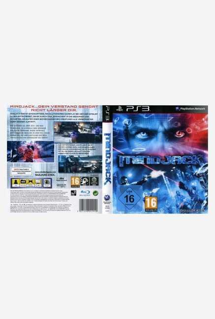 Square-Enix Mindjack (PS3)