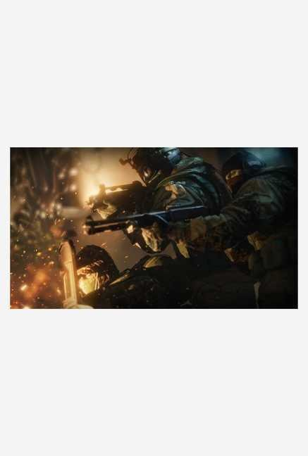 Ubisoft Tom Clancy's Rainbow Six: Siege Art of Siege Ed(PS4)