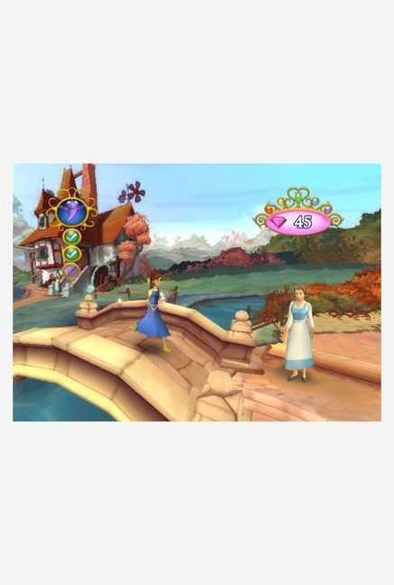 Disney Interactive Princess: My Fairytale Adventure(PC)