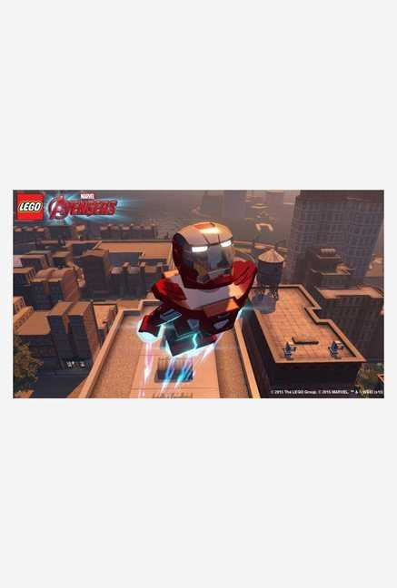 Warner Brothers LEGO Marvel Avengers (PS3)