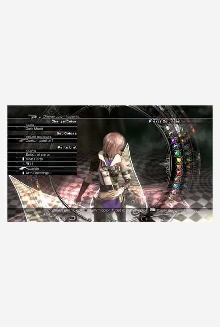 Square-Enix Lightning Returns: Final Fantasy XIII XBOX 360