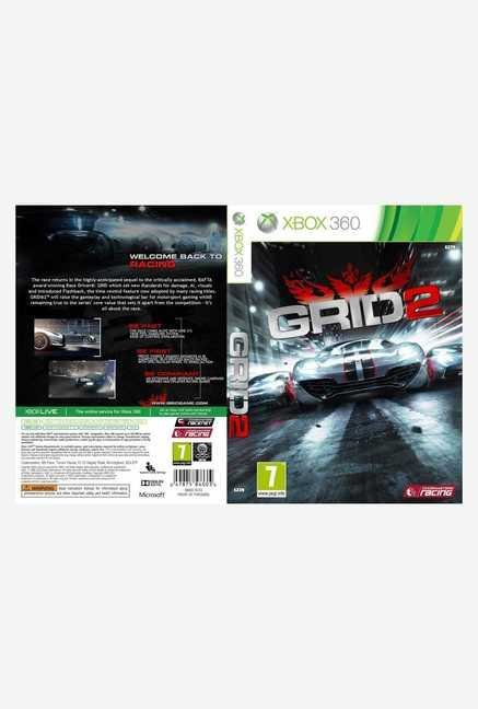 Codemasters Grid 2 (XBOX 360)