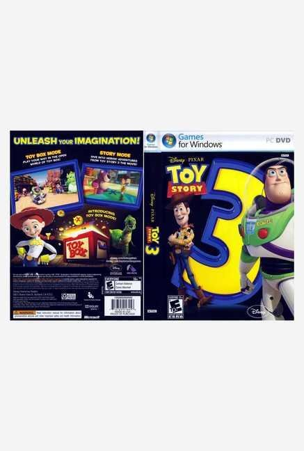 Disney Interactive Toy Story 3 (PC)