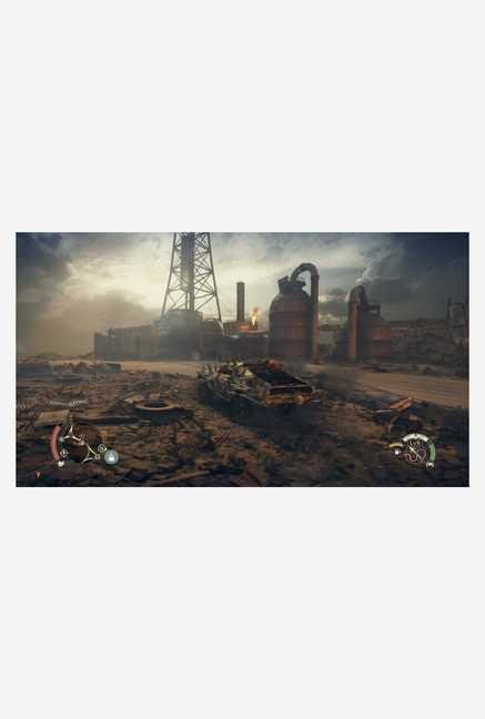 Warner Brothers Mad Max (XBOX ONE)