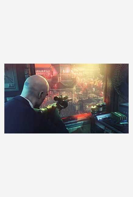 Square-Enix Hitman Absolution (XBOX 360)