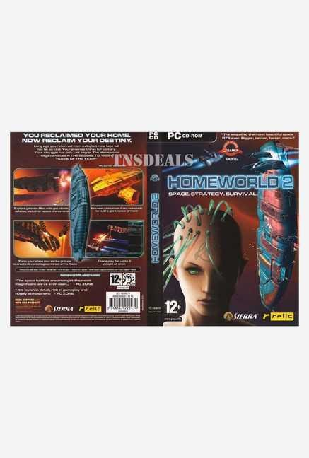 Sierra Entertainment Homeworld 2 (PC)