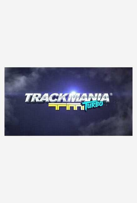 Ubisoft Track Mania Turbo (PC)