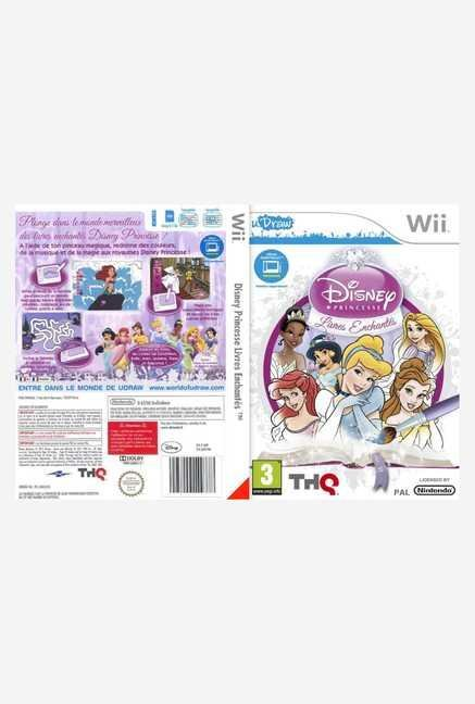 THQ uDRAW - Disney Princess Enchanting Storybooks (Wii)