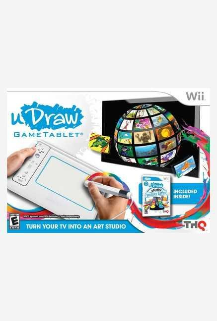 THQ uDraw - Pictionary (Wii)